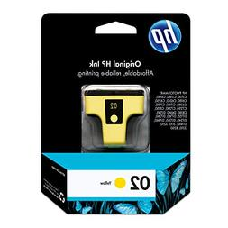 HP 02 Yellow Printer Cartridge