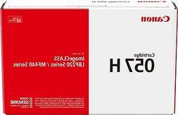 Canon - 057 H XL High-Yield - Black Toner Cartridge