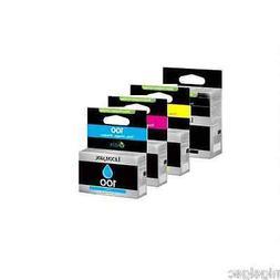 LEXMARK 100 SET 4 B/C/M/Y Platinum Pro903 Pro904 Pro905 GENU
