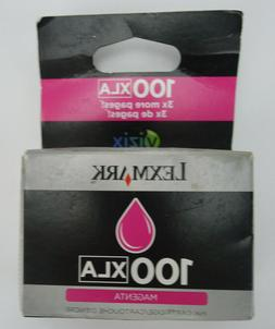 Lexmark Only 100XLA Magenta Extra High Yield Ink Cartridge