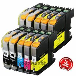 10pk LC203 LC-203 XL Ink Cartridge For Brother  MFC-J460dw J