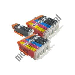 11XL PGI-570 CLI-571 Ink Cartridges for Canon MG7750 MG6850
