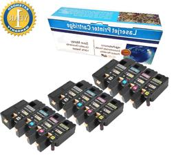 1250c Toner lot for Dell 1250 1350cnw 1355cn 1355cnw C1760nw