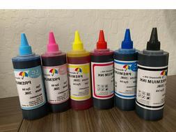 1250ml PREMIUM REFILL INK FOR HP LEXMARK DELL CANON