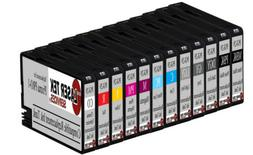 12PK compatible Ink cartridges for the Canon PGI-29 series,