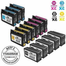 14pk Speedy Reman Cartridges for HP Ink 950XL 951 XL Black C