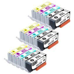 15 Pack PGI-225 CLI-226 Ink Cartridges for Canon PIXMA MX712