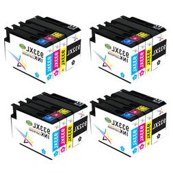 16 Premium 932XL 933 XL Ink Cartridge Combo for HP OfficeJet