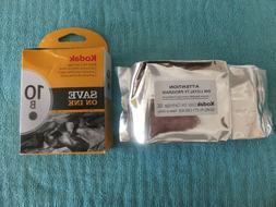 2 Genuine Kodak 10B and 10C - 1 of each ink Cartridges  IN S