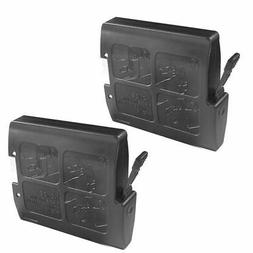 2 Packs 2x Insten Ink Cartridge for Brother LC51Bk, Black