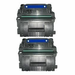 2 Packs 2x Insten Non-OEM Toner Cartridge for HP 64X CC364X,