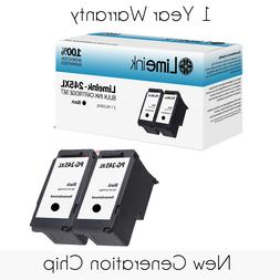 2 PG-245XL Black Ink Cartridges For Canon PIXMA iP2820 MG242