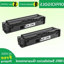 2 PK Black Toner Cartridge For Canon 045H imageCLASS MF634Cd