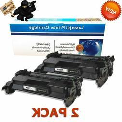 2PK CF226A 26A Ink Toner Cartridges for HP LaserJet Pro M402
