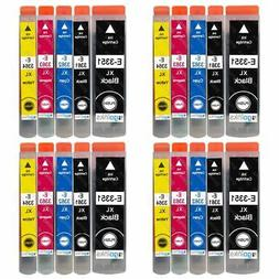 20 Ink Cartridges XL  for Epson Expression Premium XP-530, X