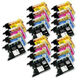 20 Pack Ink Jet Cartridges for LC75 Brother MFC-J435W MFC-J5