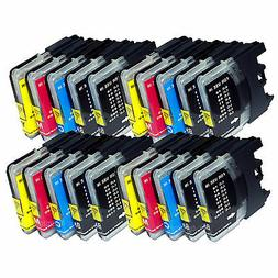 20PK LC61 LC-61 Ink For Brother MFC-250C MFC-255CW MFC-290C