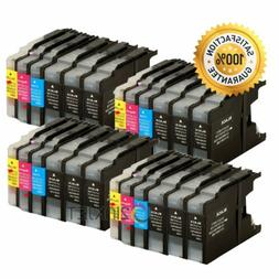 24 PK LC-75 LC75 LC71 Ink Cartridge for Brother MFC-J430w MF