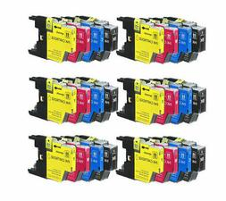 24-Pk/Pack LC79 LC71 LC75 Ink For Brother MFC-J6710DW MFC-J6