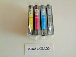 Epson 288 Ink Cartridge CMYK Set NEW OEM Genuine Sealed 288i