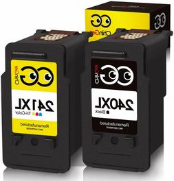 2Pack PG-240XL CL-241XL Ink Cartridges for Canon Pimax MG362
