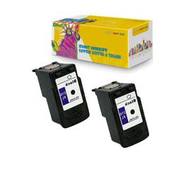 2Pcs Compatible PG-210XL Ink Cartridge for Canon iP2700 iP27