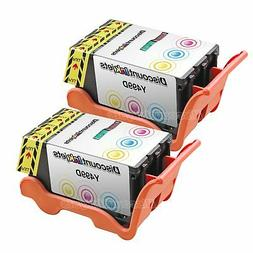 2pk Color Ink for Dell Series 21 22 23 24 T092N T106 T110 Y4