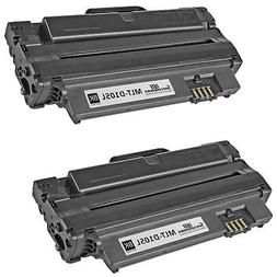 2PK MLT-D105L 105L BK Toner Cartridges For Samsung 105 SCX-4