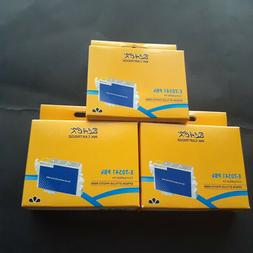 3 Black Ink Cartridges Remanufacture for Epson T0541 PBK Sty