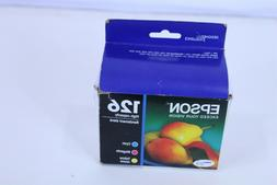 Epson 3 Color Multi Pack DURABrite 126 High Capacity Ink Car