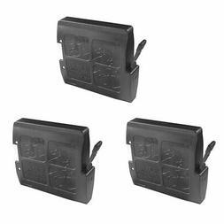 3 Packs 3x Insten Ink Cartridge for Brother LC51Bk, Black