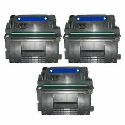 3 Packs 3x Insten Non-OEM Toner Cartridge for HP 64X CC364X,