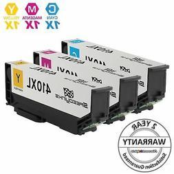 3 PK Color for Epson 410 XL T410 Ink Cartridges XP-830 XP-63