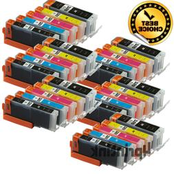 30 Ink Cartridges For Canon PIXMA PGI-250XL CLI-251XL MG5420