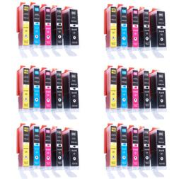 30x 250 251 XL Ink Combo for Canon PGI-250 CLI-251 MG5520 MX