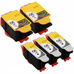 3BK & 2 Color Ink For Kodak 30XL ESP 3.2 C310 C315 Office 21
