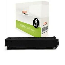 3x Cartridge Black Replaces Canon 045H BK