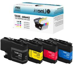 4 LC3037 Ink Cartridges For Brother MFC-J5845DW MFC-J5945DW