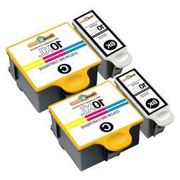 4 PACK 10 XL Ink Cartridges for Kodak ESP 3 5 7 9 3250 5210