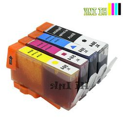 4 Pack Generic Ink Cartridge For 564XL Black/Color PhotoSmar