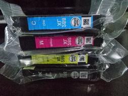 4-pack Epson genuine 288 XL 288XL ink black cyan magenta yel