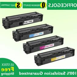4 PK BK C M Y SET Toner For Canon 045H imageCLASS MF634Cdw M