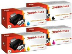 4 Toner Cartridge Set Compatible With Brother DCP-L3517CDW H
