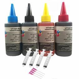 4x100ml refill ink for Epson T288 XL XP-330 XP-340 XP-434 XP