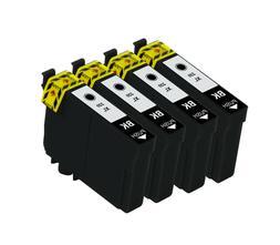 4Black Compatible Ink Cartridges for Epson WorkForce WF-2750