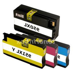 4pk 950XL 951XL Ink Cartridge For HP OfficeJet 8100 8600 861