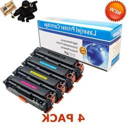4PK Canon 118 Toner Cartridges for Ink Imageclass MF8350CDN