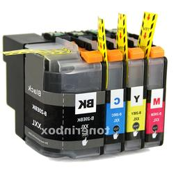4pk LC20E LC-20E XXL ink cartridge For Brother MFC-J5920DW M