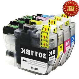 4PK LC3011 LC-3011 Ink Cartridge for Brother MFC-J491DW MFC-