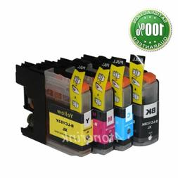 4pk New LC203XL LC-203 XL Ink Set  For Brother MFC-J460DW MF